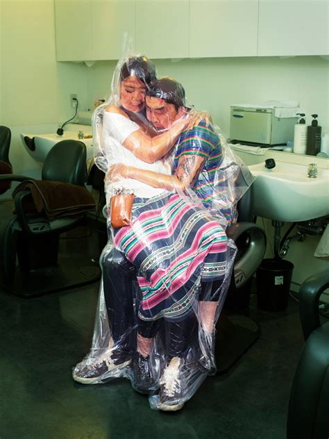 photographer hal returns with vacuum sealed couples in