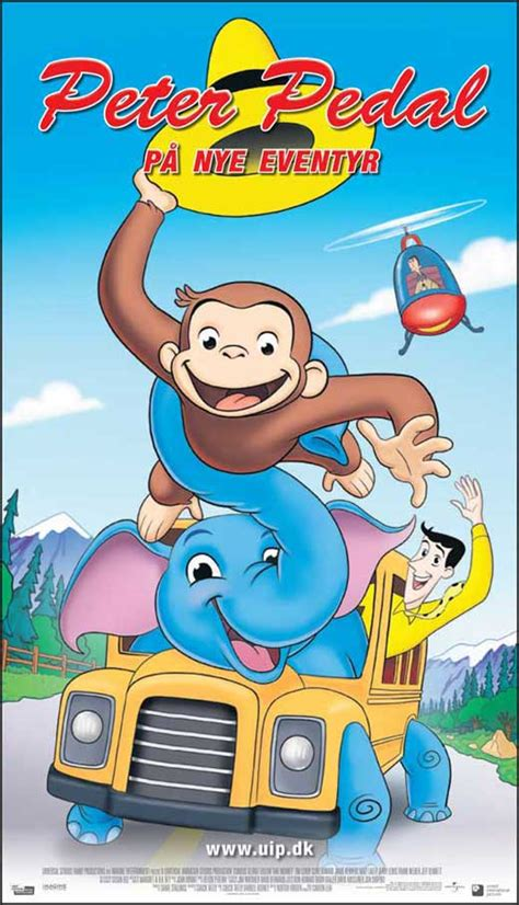 Curious George 2: Follow That Monkey Movie Posters From