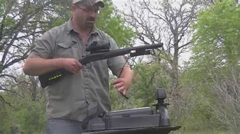 STOEGER TACTICAL SHOTGUN- home defense, side by side - YouTube