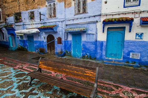 Fifty Shades of Blue in Chefchaouen | Discovering Morocco