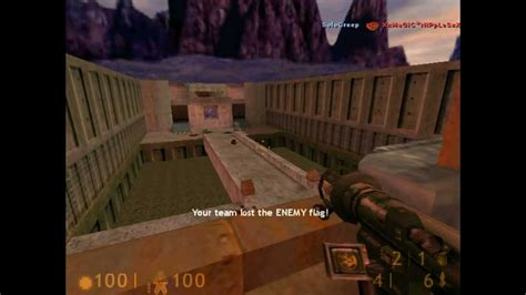 """Team Fortress Classic -""""2fort"""" Capture the Flag (6/11/11"""