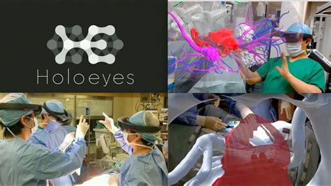 HoloLens Mixed Reality Surgery: holographic augmented