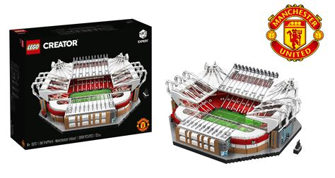 10272 Old Trafford is the first LEGO Manchester United set