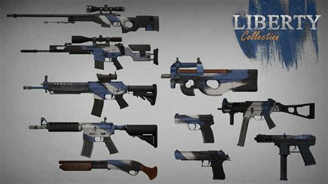 Steam Workshop :: Liberty - CS:GO Weapon Finishes