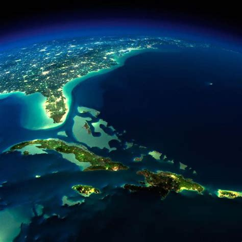 23 Stunning 3D Photographs Reveal Night Beauty Of Earth