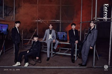 """DAY6 Leaves Fans' Hearts A Mess With """"The Book Of Us"""