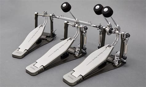 Tama Dyna-Sync HPDS1 Single und HPDS1TW Double Bass Drum