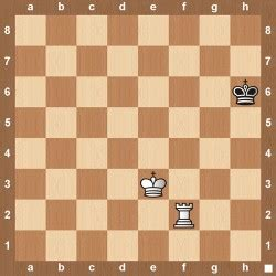 King and Rook Endgame - The Chess Website