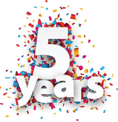 Best 4 5 Years Illustrations, Royalty-Free Vector Graphics