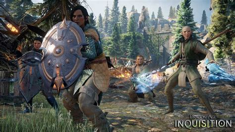 Dragon Age Inquisition guide and walkthrough part 4: In