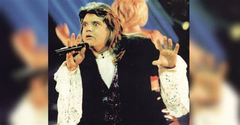 Meat Loaf Has Had Enough Near Death Experiences That It'll