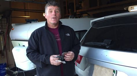 How to Change a BMW X3 2004 Rear Emblem - YouTube