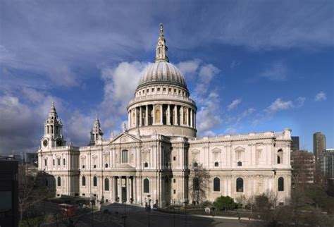 St Pauls Cathedral N080597 - ST PAULS CATHEDRAL, London