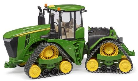 #09817 1/16 John Deere 9620RX Tractor with Tracks | Action