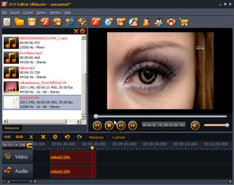 Moyea FLV Editor Ultimate Free Download for Windows 10, 7