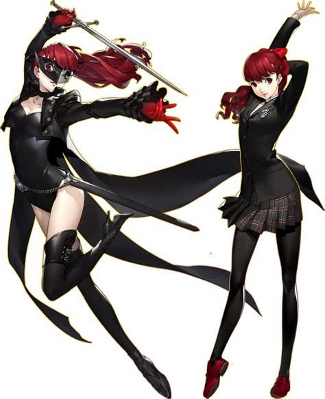 The New Characters in Persona 5 Royal – JapanCodeSupply