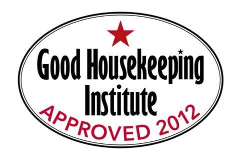 Good Housekeeping Institute Approved! - Dr