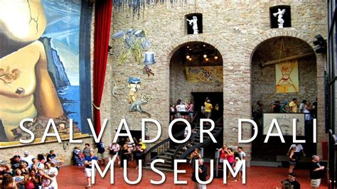 Salvador Dalí , museum in Figueres, Spain - YouTube
