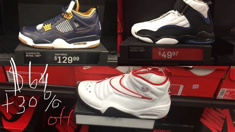 Nike Factory Outlet and Clearance Store Orlando, FL - YouTube