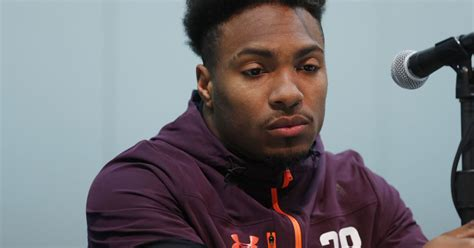 RB Trayveon Williams expects to have immediate impact on