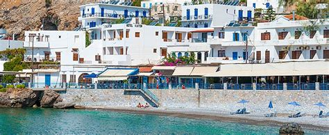 Hotel Alkyon rooms, studios and apartments in Chora