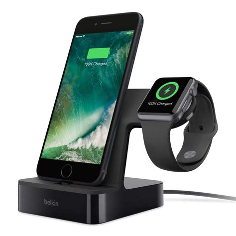 Belkin Power House Charge Dock For Apple Watch and iPhone