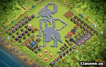 [Town Hall 13] Best TH13 Farming Base v42 [With Link] [11
