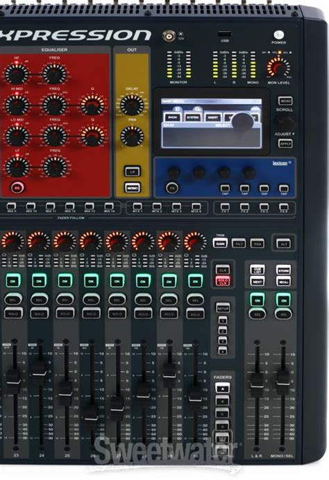 Soundcraft Si Expression 3 - 32-channel | Sweetwater