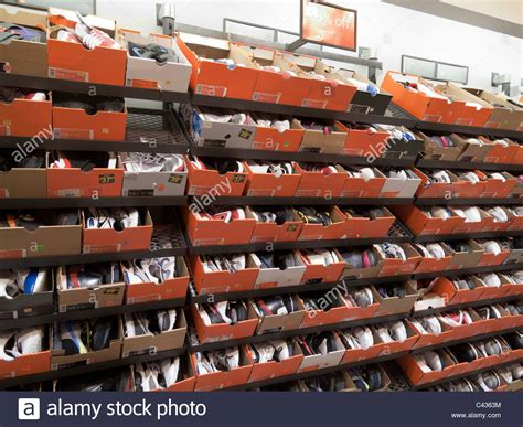 shoes for sale at NIke outlet store, Tanger Outlets