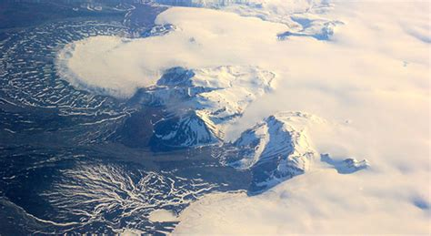 News | NASA Radar Maps the Winter Pace of Iceland's Glaciers