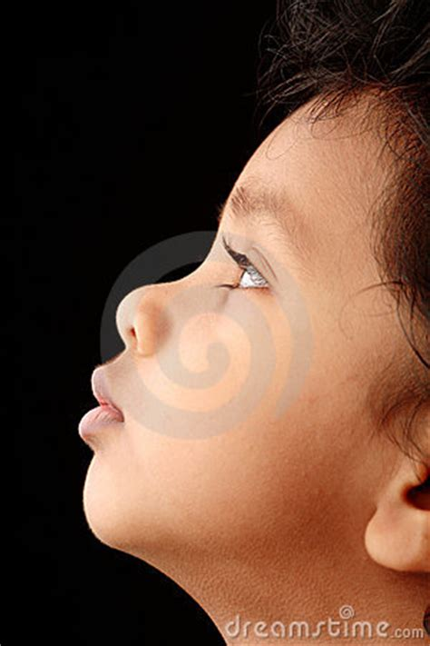 Side Face Profile Royalty Free Stock Photos - Image: 14936248