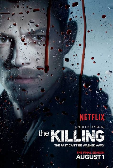 The Killing Season 4 Posters Paint a Grim and Bloody