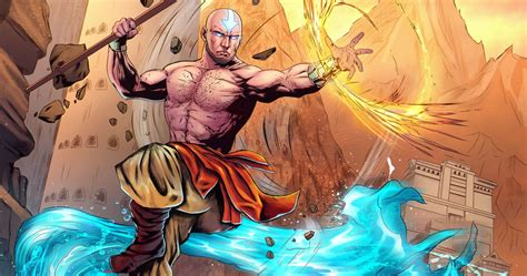 How To Build Avatar Aang In Dungeons & Dragons   TheGamer