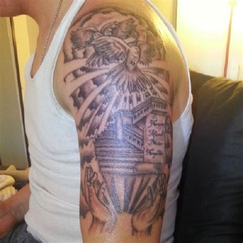 Heaven Tattoos Designs, Ideas and Meaning   Tattoos For You