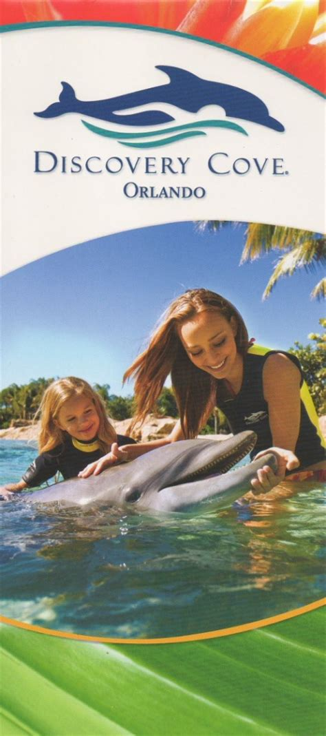 Discovery Cove - 2010 Park Brochure