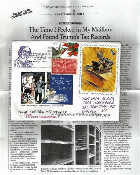 AvantArt In The Global Conspiracy Of Now Mail Art Call