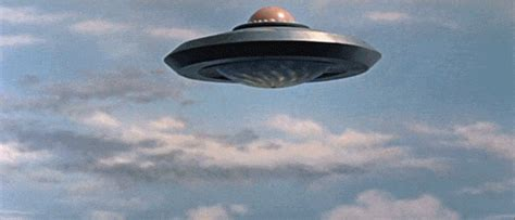 30 Great UFO Animated Gif Images - Best Animations