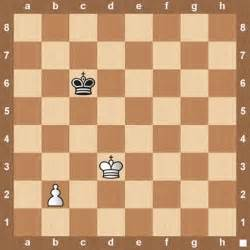 King and Pawn - The Chess Website