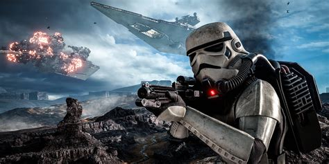 EA's Star Wars Game Will Blend Online Play And Single