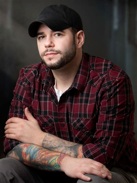Steve Gonsalves – (TAPS Team)   Ghost Hunters   SYFY WIRE