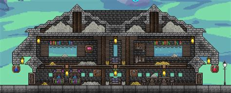 PC - NPC House Designs Finished | Terraria Community Forums