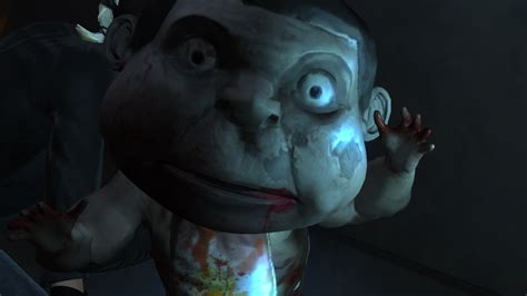 Be a gross giggling ghost baby in Dead Realm   PC Gamer