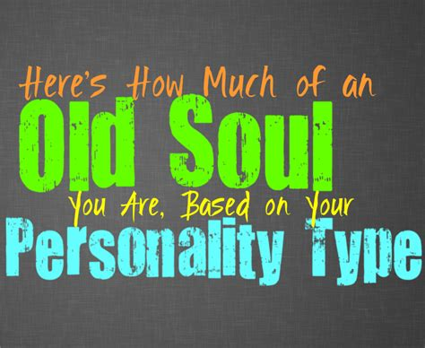 Here's How Much of an Old Soul You Are, Based on Your