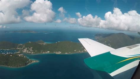 Getting from St Thomas to Beef Island Tortola - YouTube