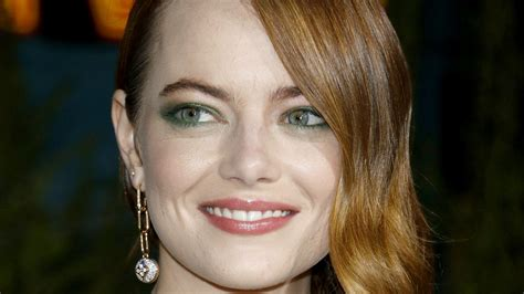 """Emma Stone: """"I've been using fragrance to define each"""