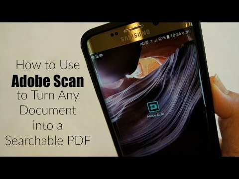 Adobe Scan APK Android - ダウンロード