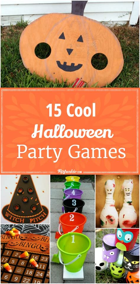 15 Cool Halloween Party Games – Tip Junkie