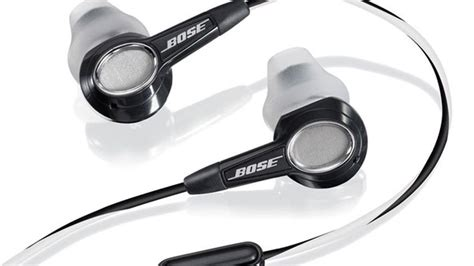 Bose Mobile In-Ear Headset review: Bose Mobile In-Ear
