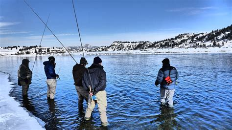 Headhunters Winter Fly Fishing Events & 2015 Lodging