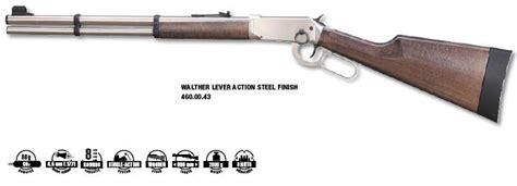 Walther Lever Action - 88g CO2